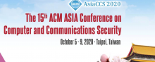 15th ACM Asia Conference On Computer and Communications Security