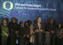 Knight Campus Announcement